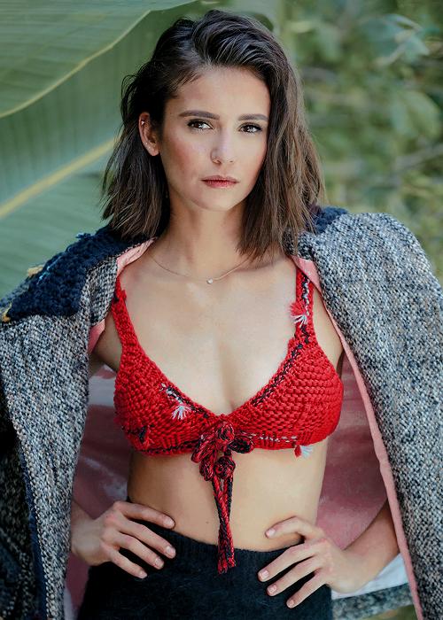 Nina Dobrev Undergarments Images