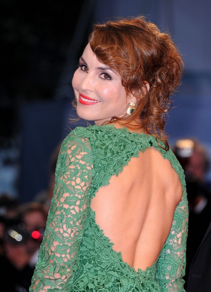 Noomi Rapace Backless Pics