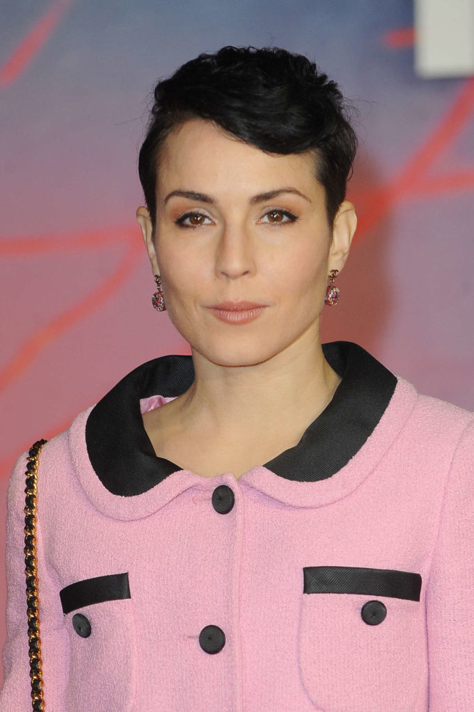 Noomi Rapace Hot Photoshoots