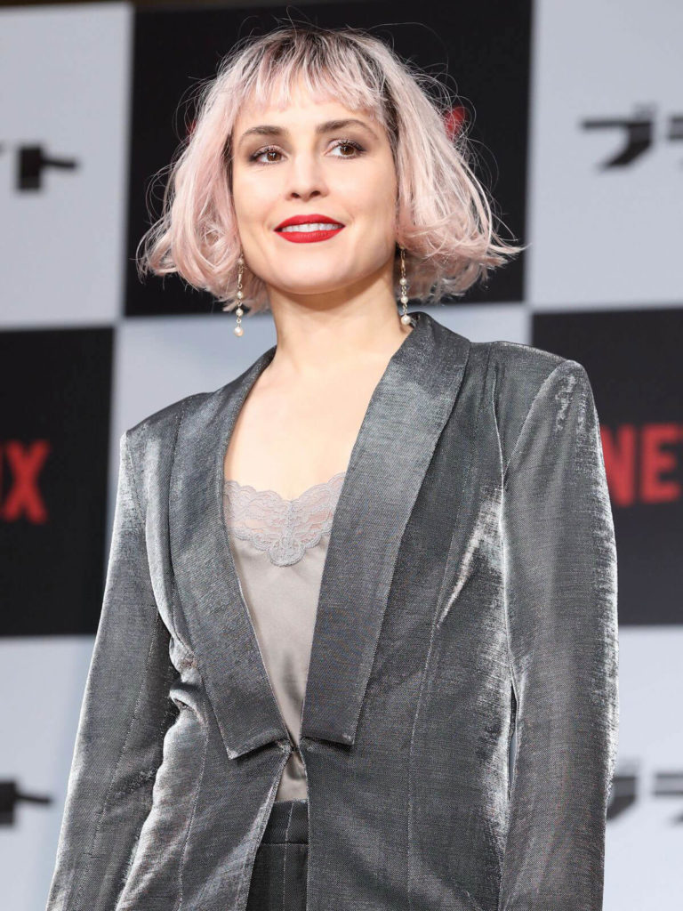 Noomi Rapace Photoshoots