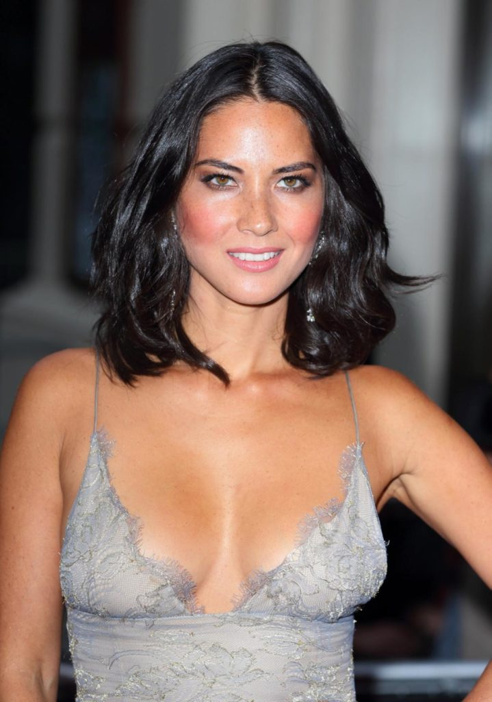 Olivia Munn Bathing Suit Pics