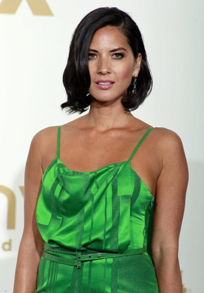 Olivia Munn Body Measurements Pics