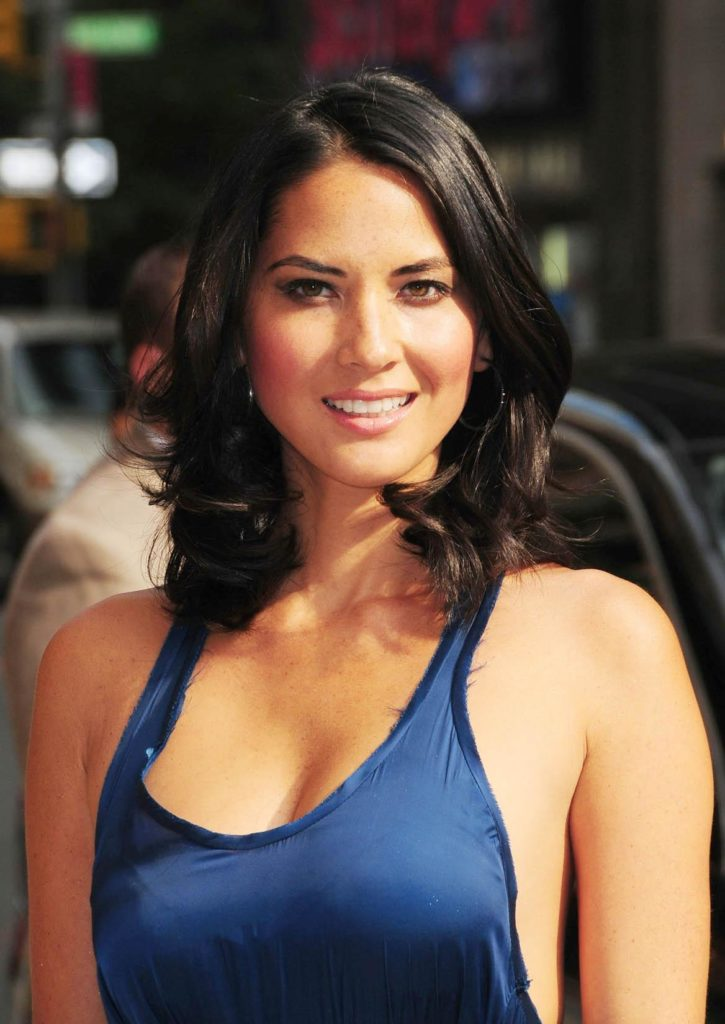 Olivia Munn Images In Bra