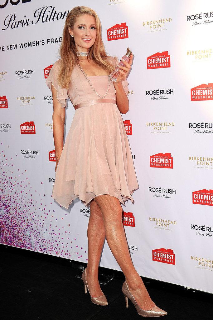 Paris Hilton Body Measurements