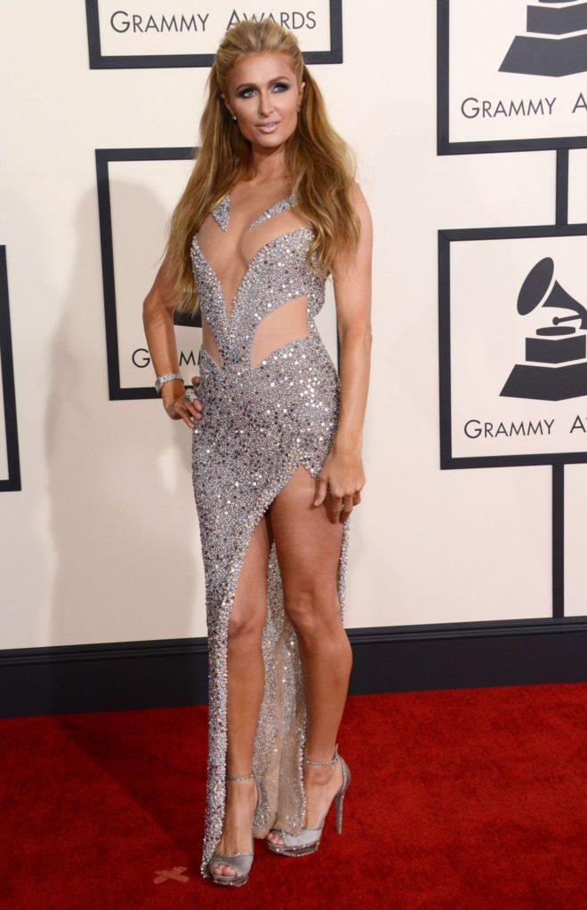 Paris Hilton Bold Images
