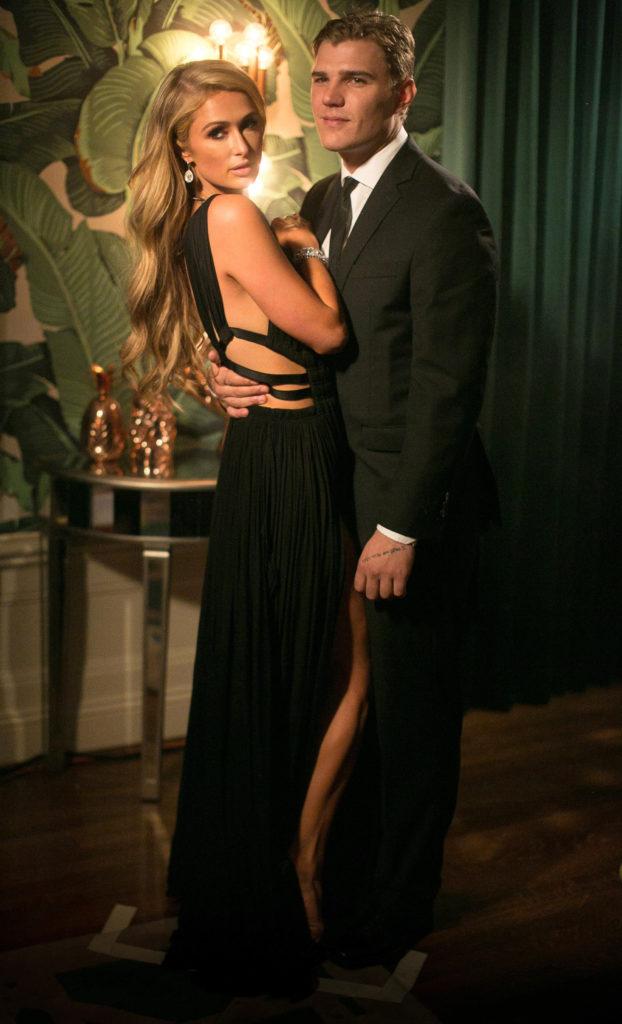 Paris Hilton Pics With His Boyfriend