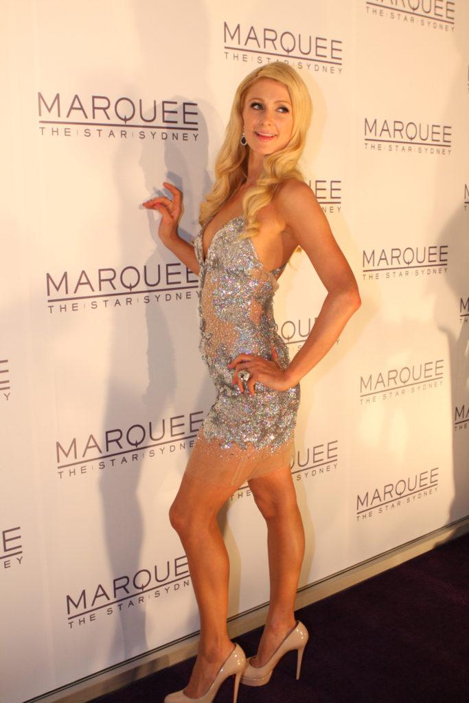 Paris Hilton Shorts Images