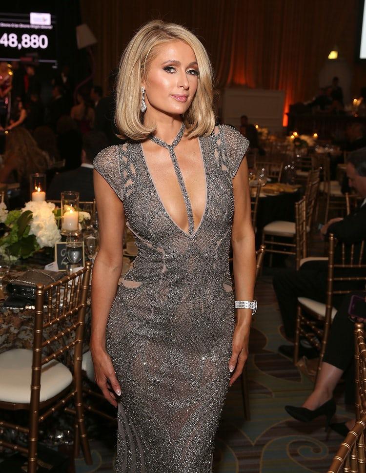 Paris Hilton Young Pictures