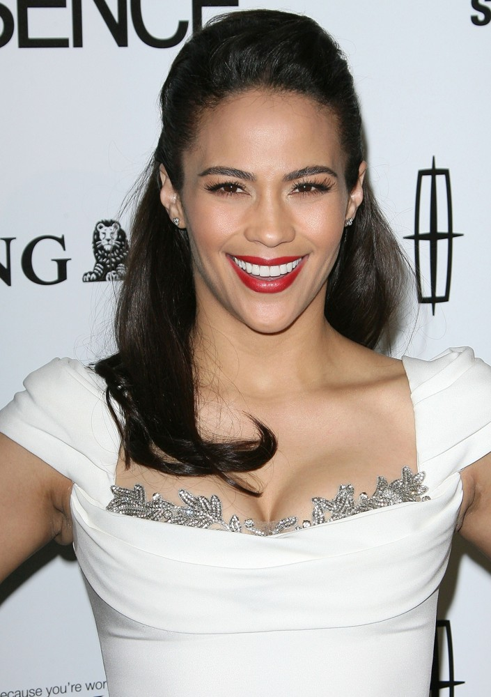 Paula Patton Smile Face Images