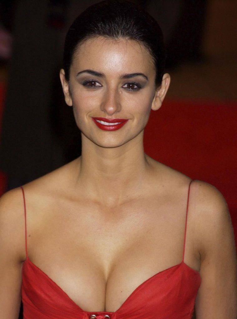 Penélope Cruz Undergarments Photos