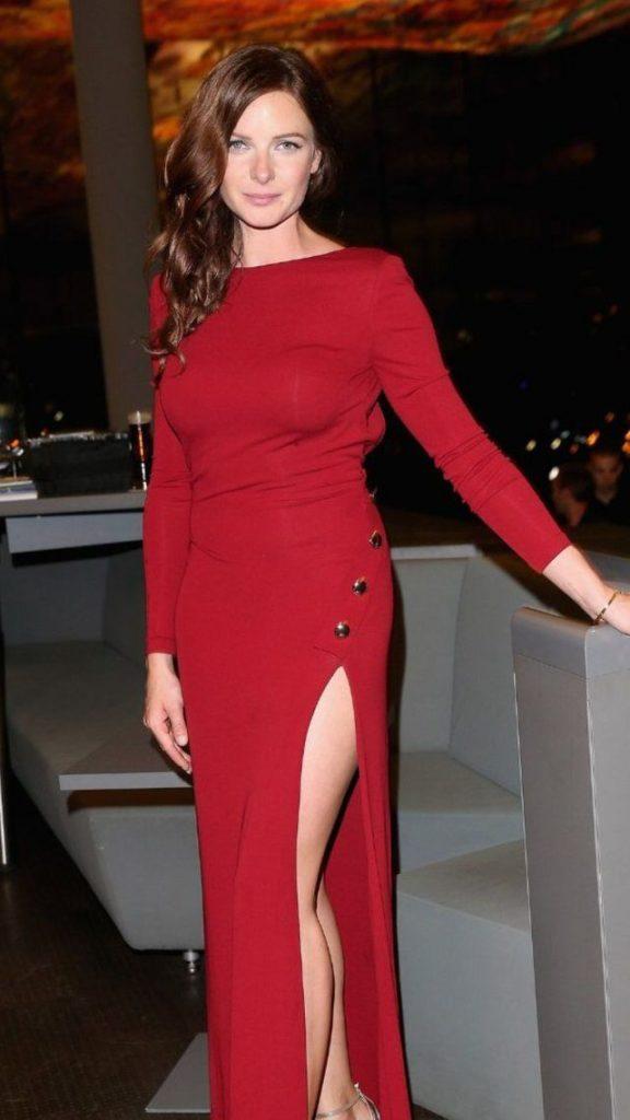 Rebecca Ferguson Hot Thighs Photoshoots