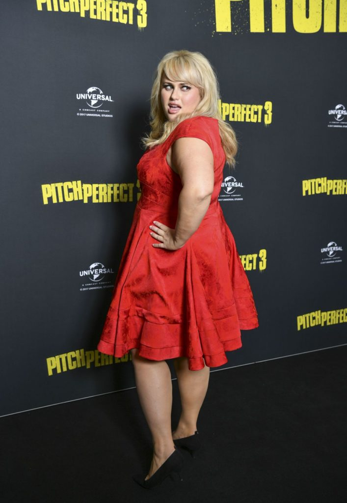 Rebel Wilson Muscles Pictures
