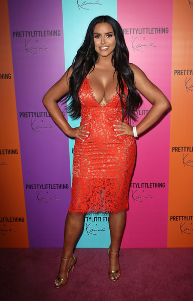 Abigail Ratchford Feet Images