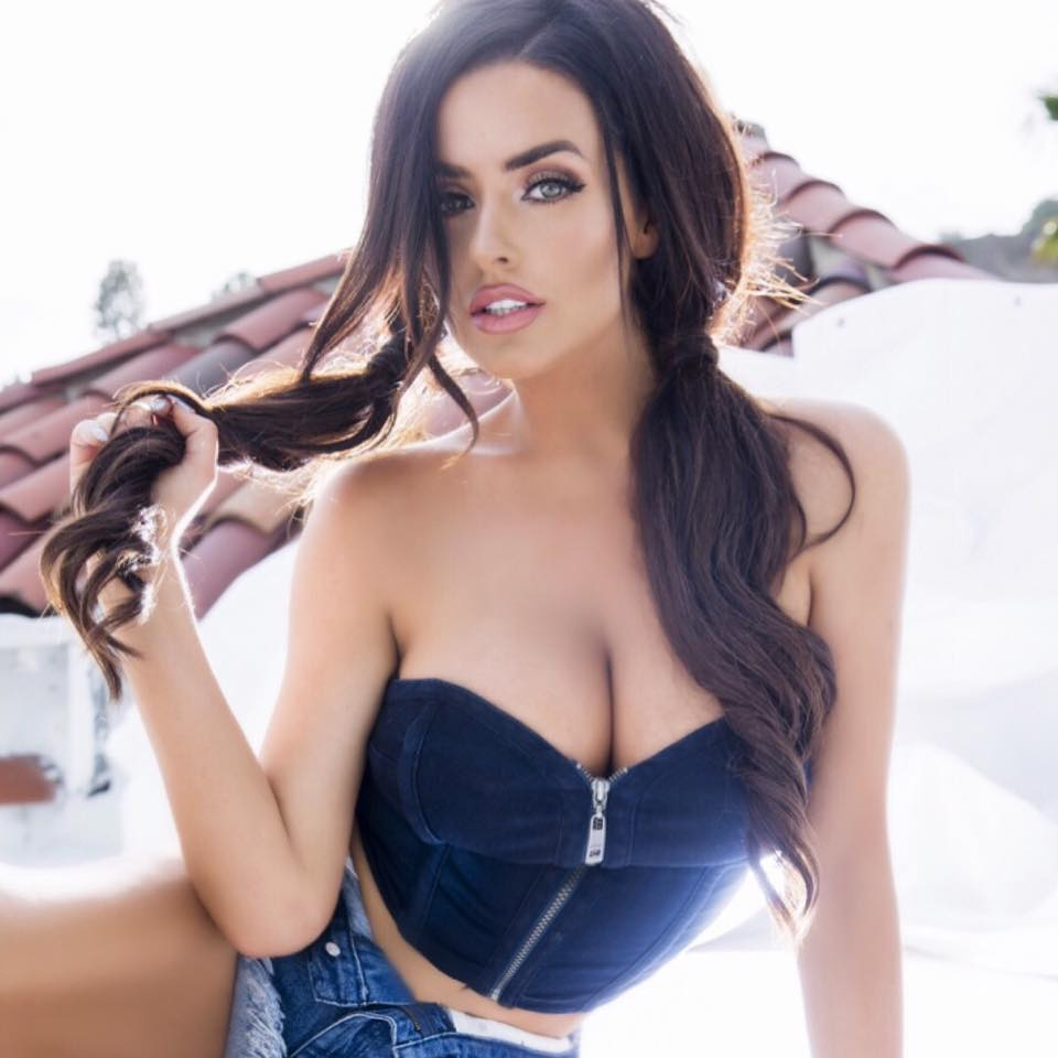 Abigail Ratchford Hair Style Images