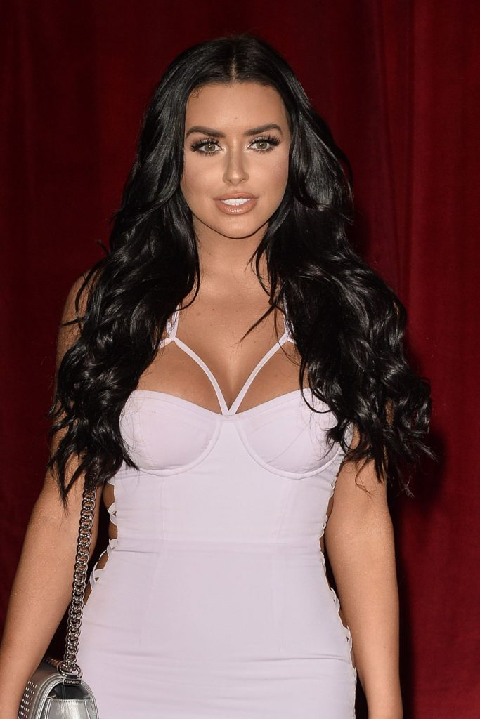 Abigail Ratchford Oops Moment Images