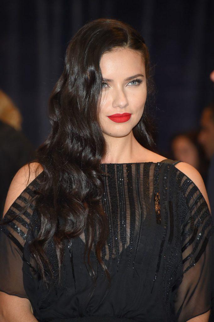 Adriana Lima Haircut PIcs