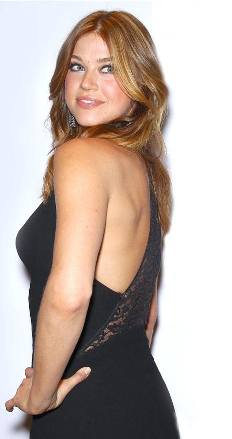 Adrianne Palicki Backless Photos
