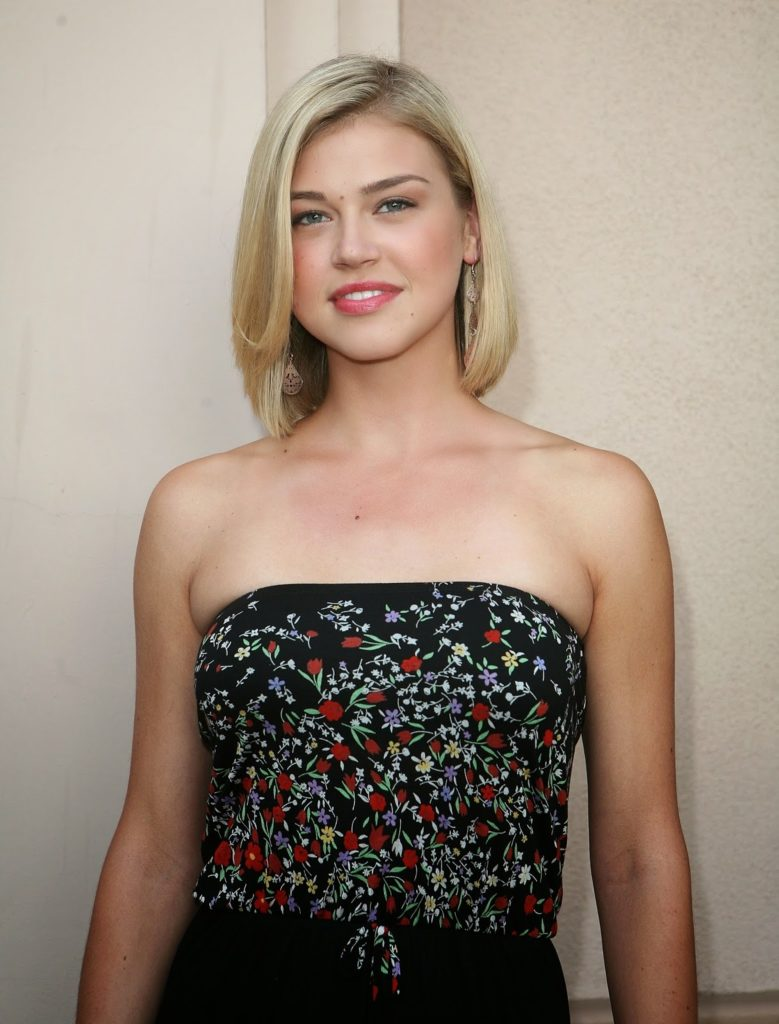 Adrianne Palicki Leaked Pictures
