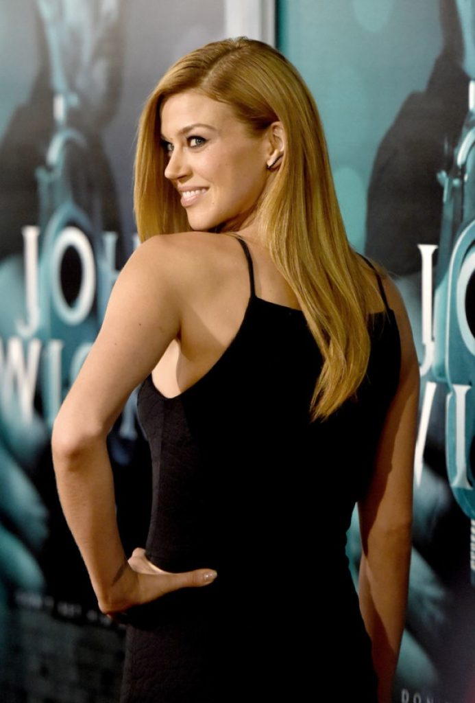 Adrianne Palicki Sexy Wallpapers
