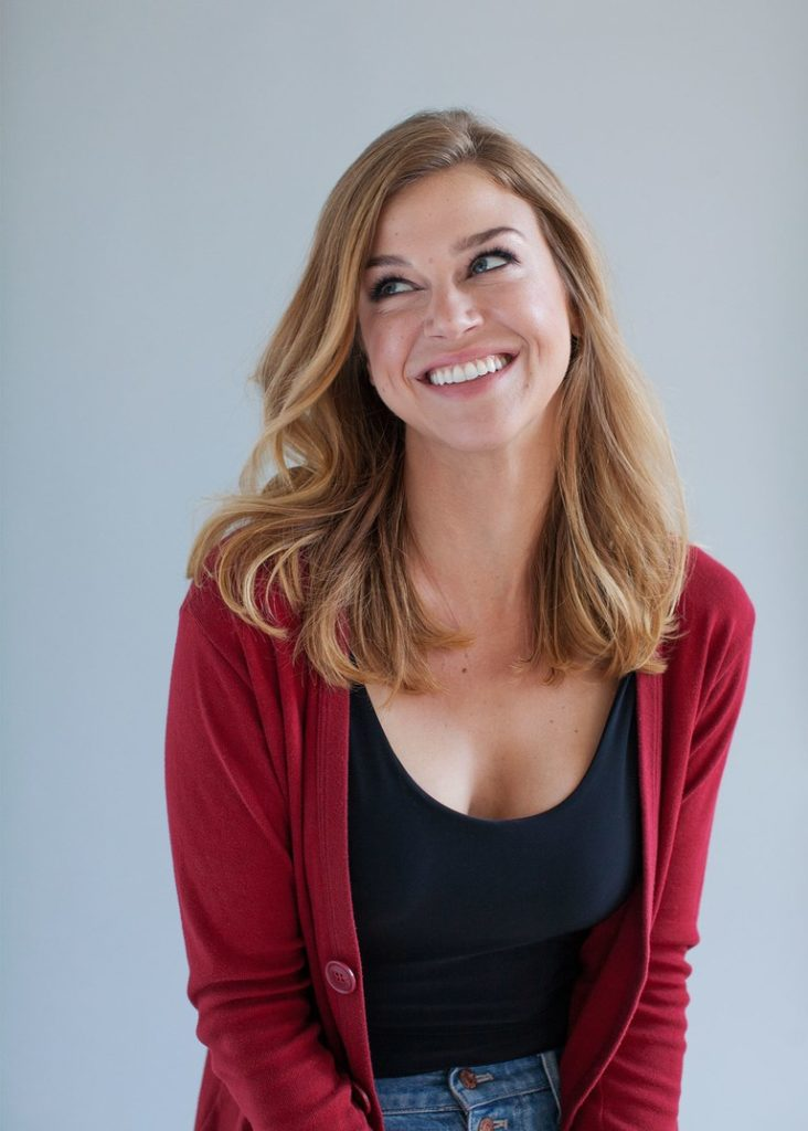 Adrianne Palicki Smiling Wallpapers
