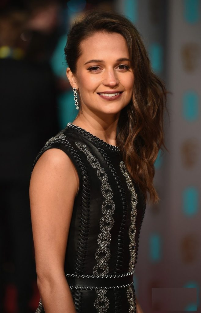 Alicia Vikander Leaked Sexy Pictures