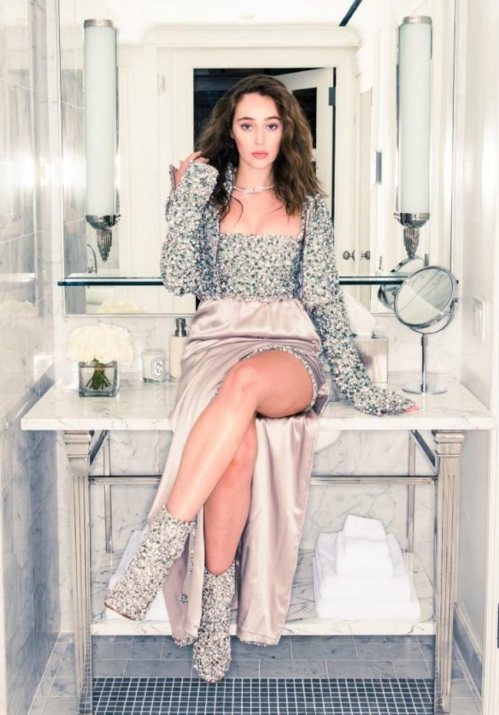 Alycia Debnam-Carey Sexy Feet Pictures