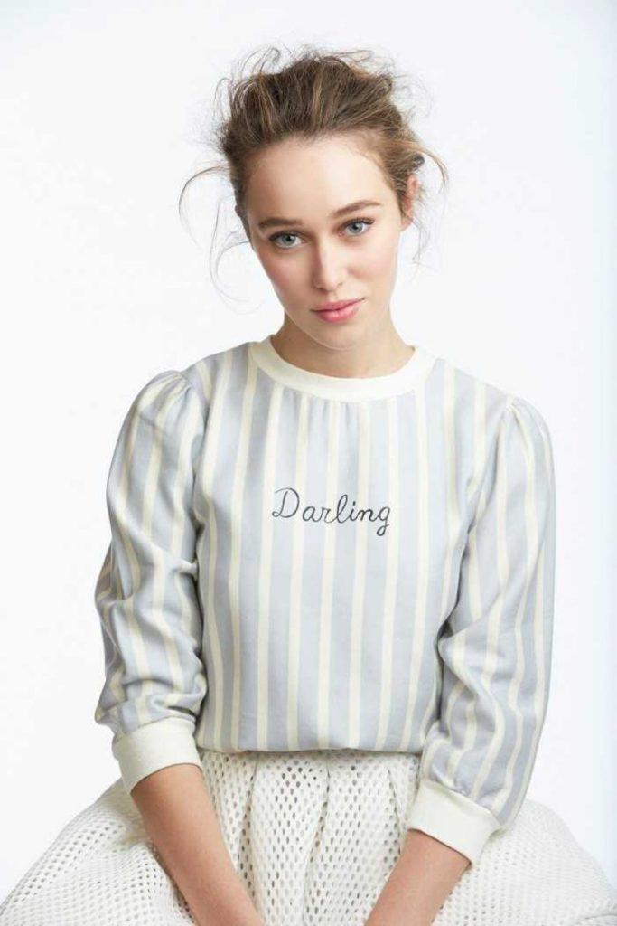 Alycia Debnam-Carey Short Hair Style Images