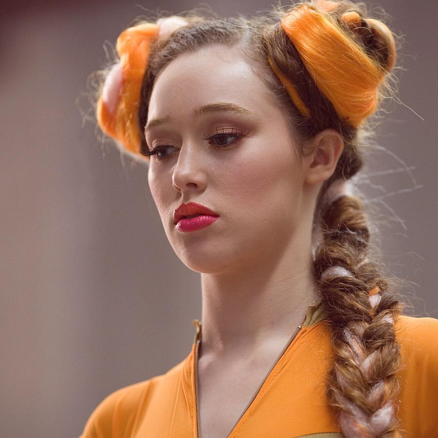 Alycia Debnam-Carey Stylish Makeup Pics