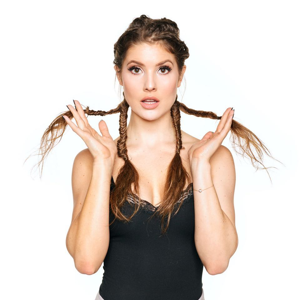Amanda Cerny Hair Style Images