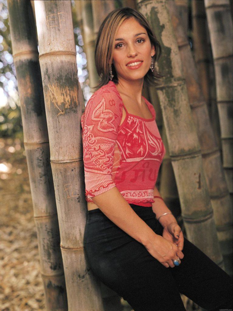 Amy Jo Johnson Lingerie Photos