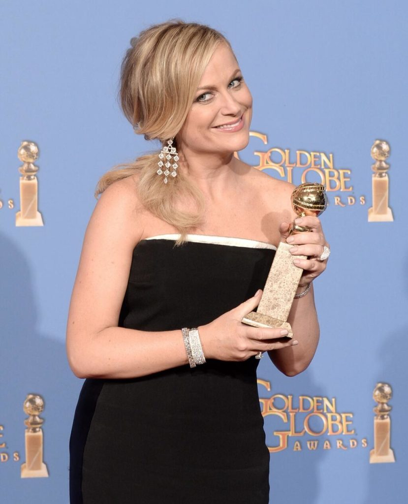 Amy Poehler Muscles Images