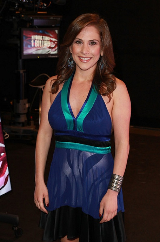 Ana Kasparian Hot Boobs Pictures