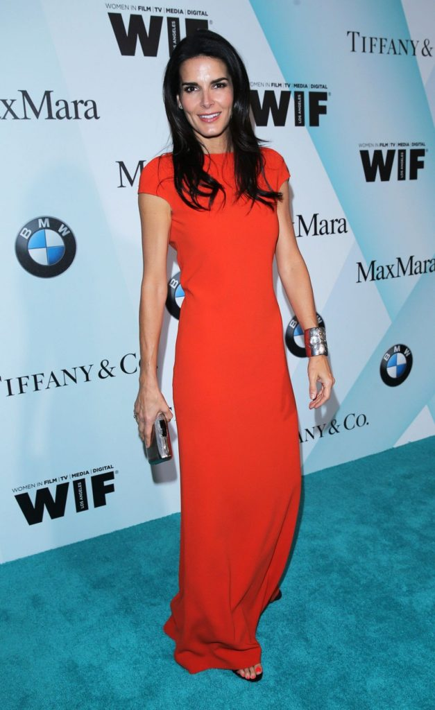 Angie Harmon At Event Photos