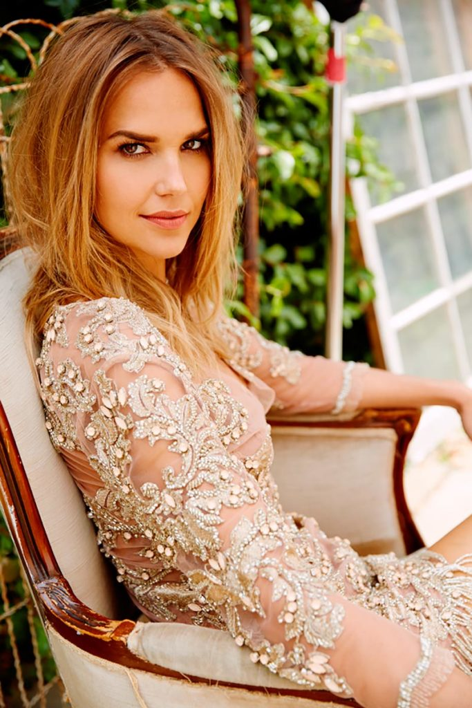 Arielle Kebbel No Makeup Photos