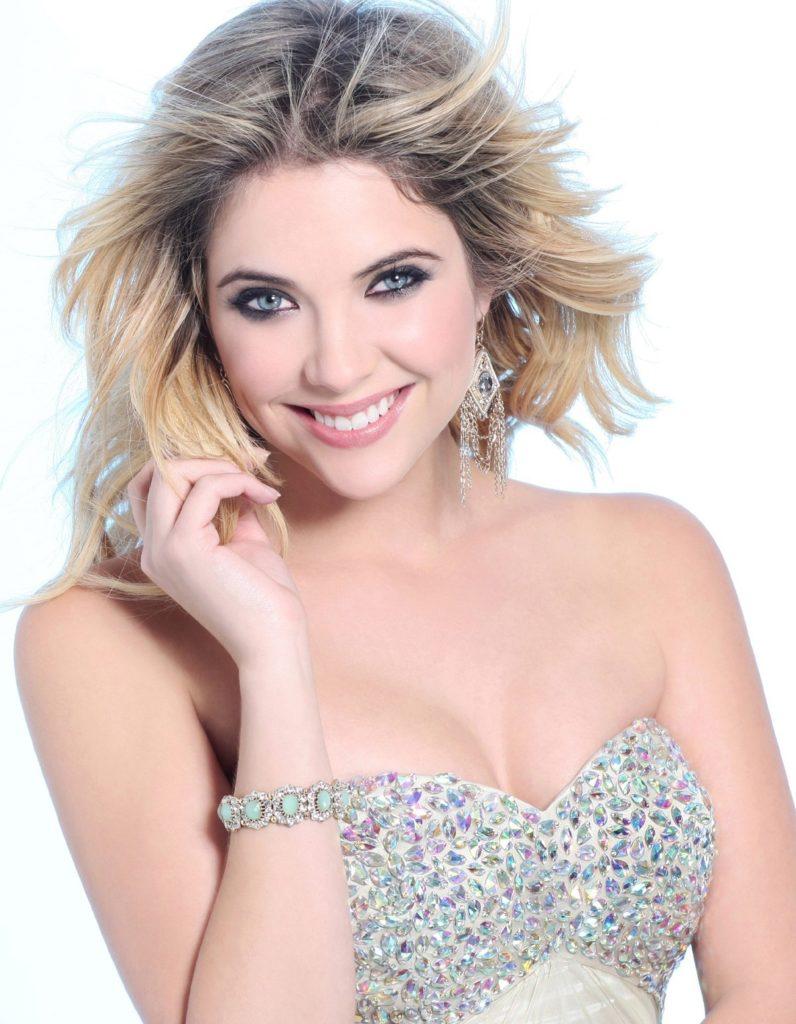 Ashley Benson Smile Pics