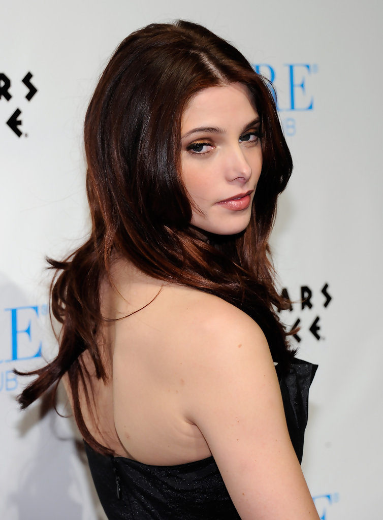 Ashley Greene Backless Pictures