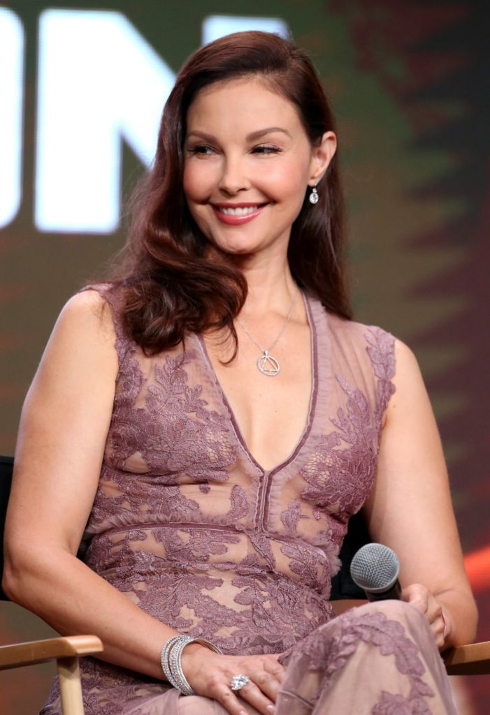 Ashley Judd Oops Moment Pics