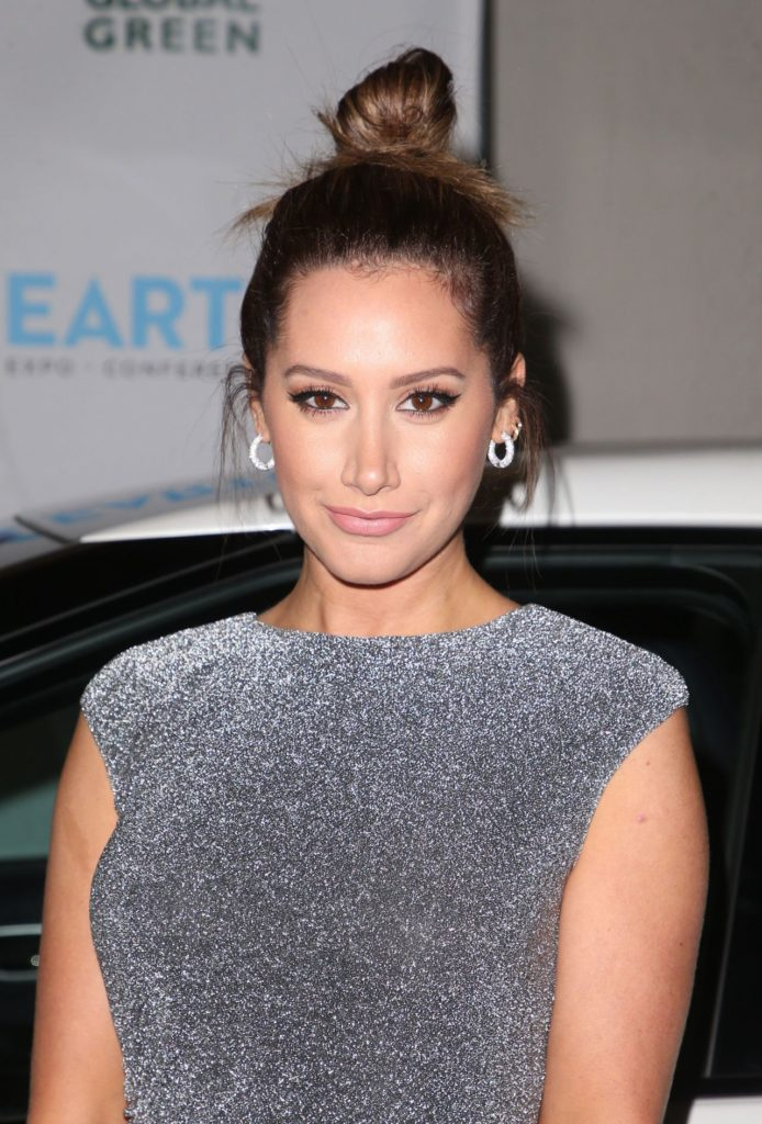 Ashley Tisdale Latest Hair Style Photos