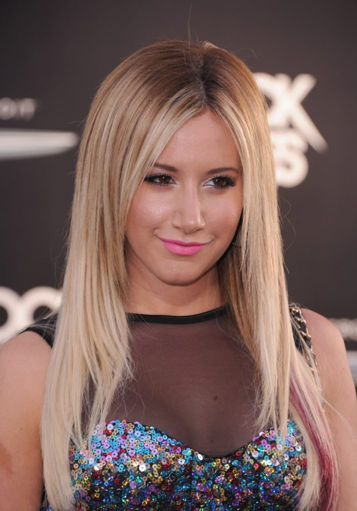 Ashley Tisdale Smile Face Photos