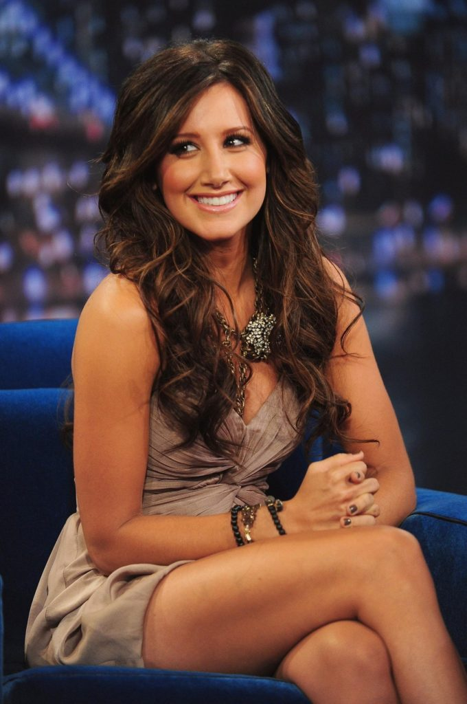 Ashley Tisdale Smiling Photos