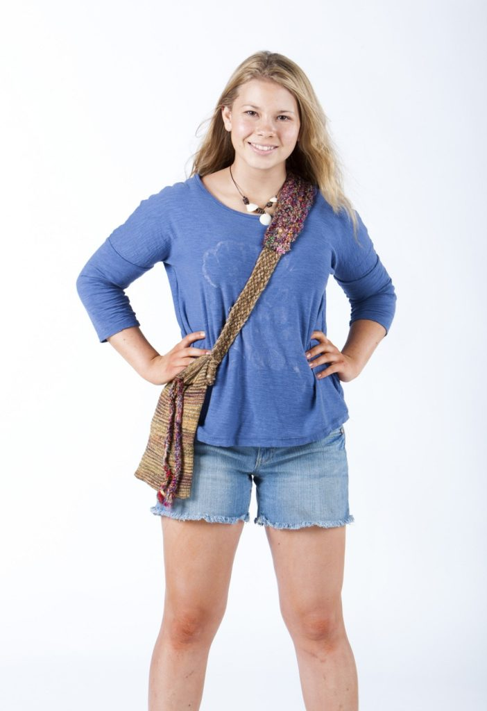 Bindi Irwin Shorts Images Gallery