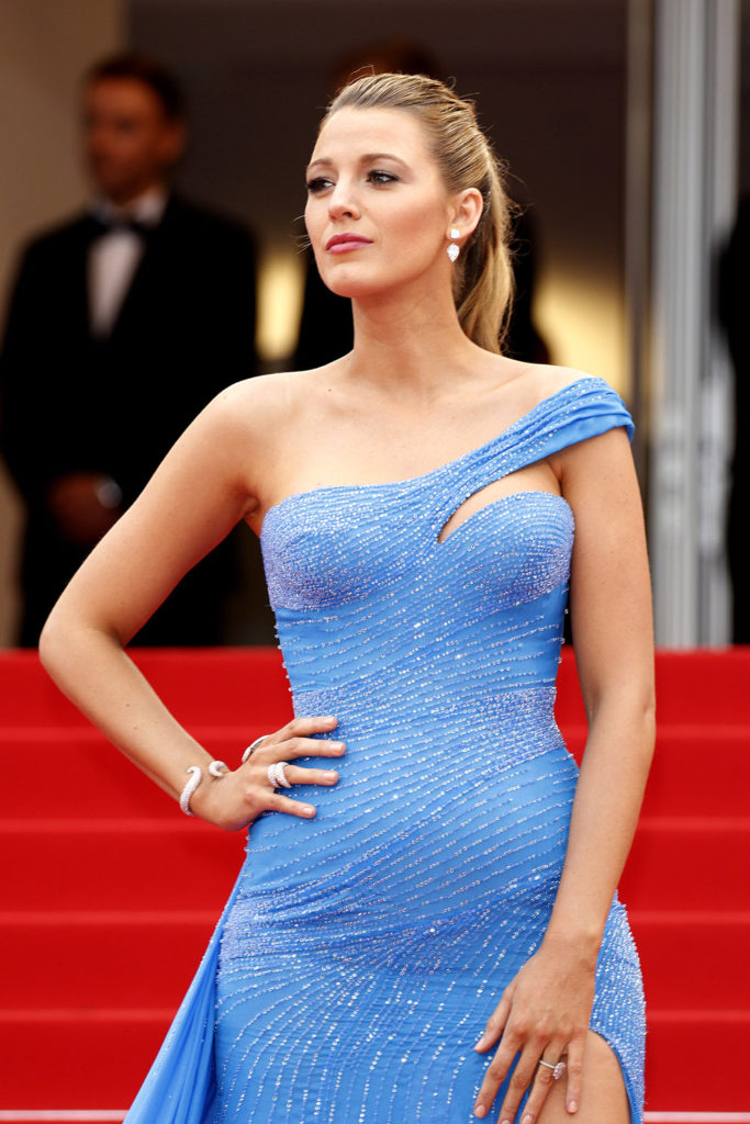 Blake Lively Bbay Bump Images
