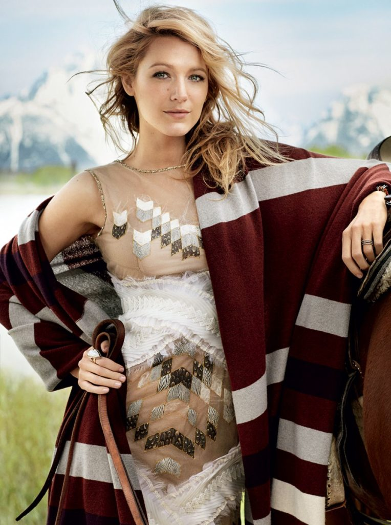Blake Lively Photoshoot