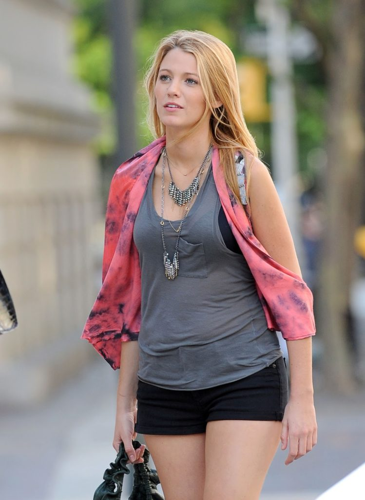 Blake Lively Undergarments Photos