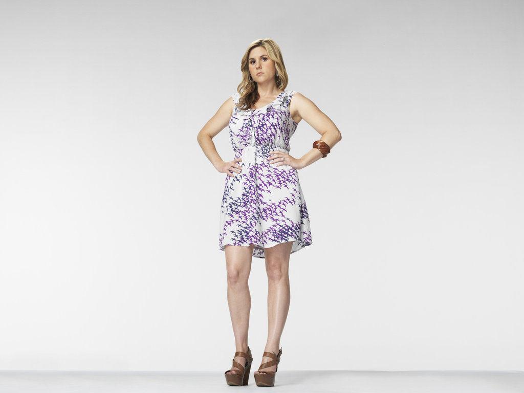 Brandi Passante Shorts Images