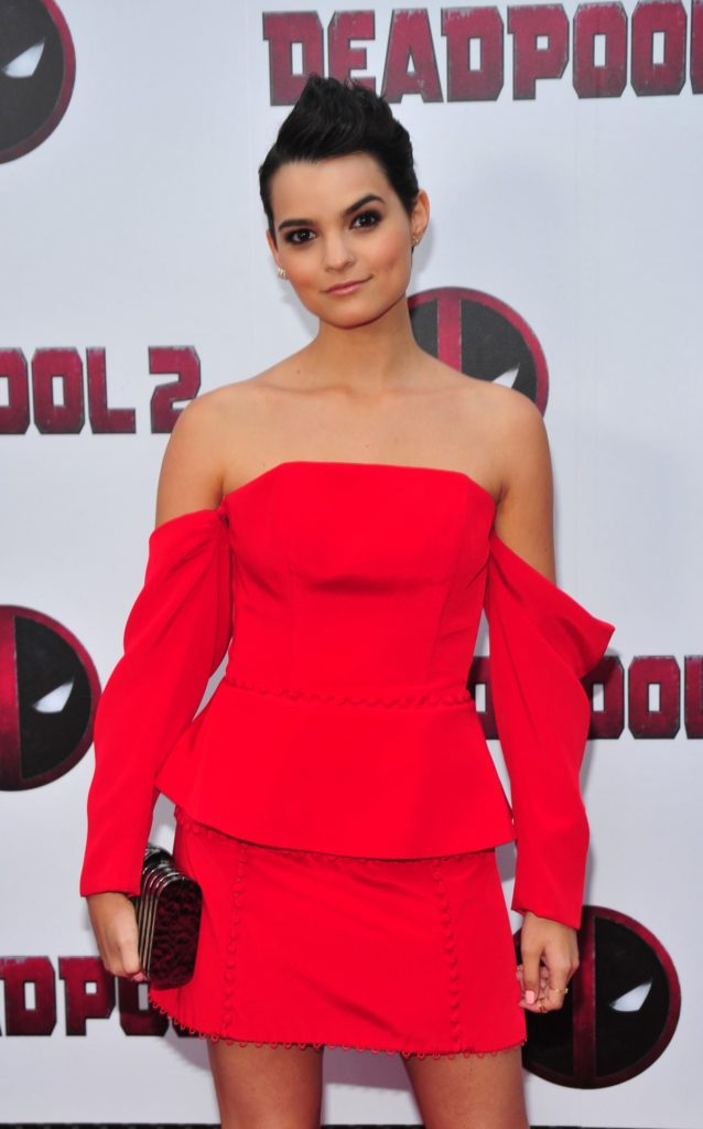 Brianna Hildebrand Oops Moment Pictues