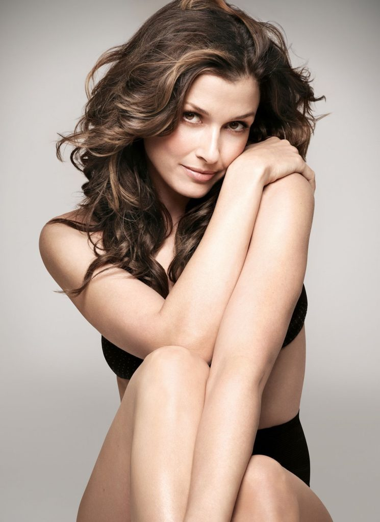 Bridget Moynahan In Undergarments Photos