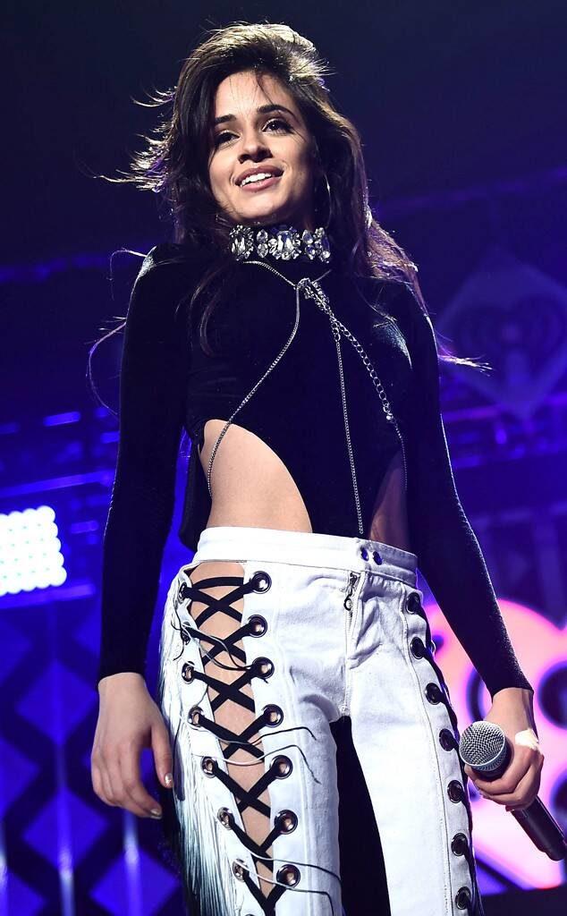 Camila Cabello Oops Moment Pics