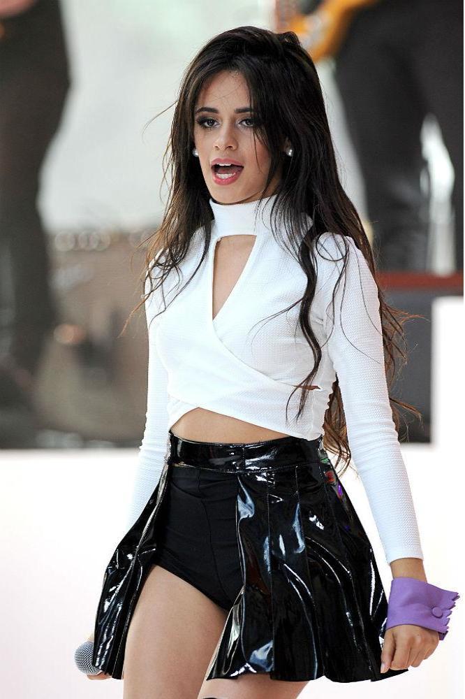 Camila Cabello Panty Wallpapers