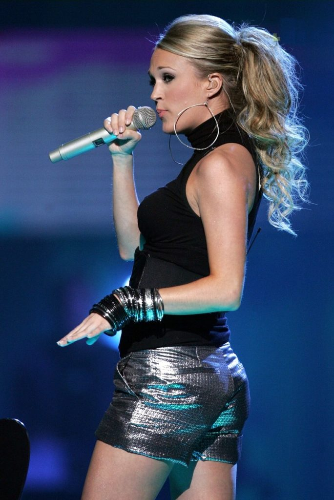 Carrie Underwood In Butt Images